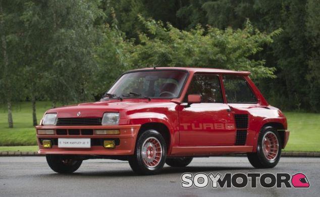 Renault 5 Turbo 1 - SoyMotor.com