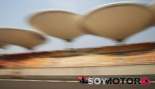 Previo del equipo Toro Rosso al GP de China f1 2014 - LaF1