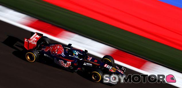 "Vergne: ""No hay hueco en Red Bull"""