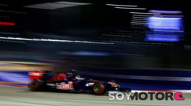 Vergne espera que su actuación en el Gran Premio de Singapur llame la atención de varios equipos - LaF1.es