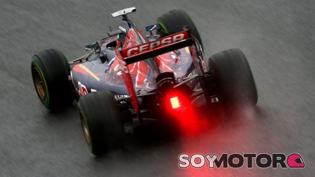 Toro Rosso en el GP de Japón F1 2014: Domingo