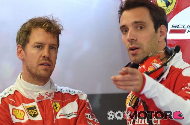Vergne estuvo en Ferrari como tercer piloto en 2015 y 2016 - SoyMotor.com