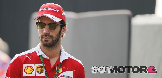 Jean-Éric Vergne confirma que no seguirá en Ferrari - SoyMotor.com