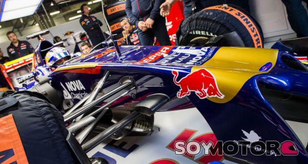 Toro Rosso en el GP de España F1 2014: Previo