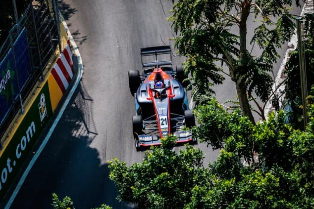 Richard Verschoor gana el GP de Macao 2019 - SoyMotor.com