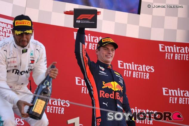 Red Bull en el GP de España F1 2019: Domingo - SoyMotor.com