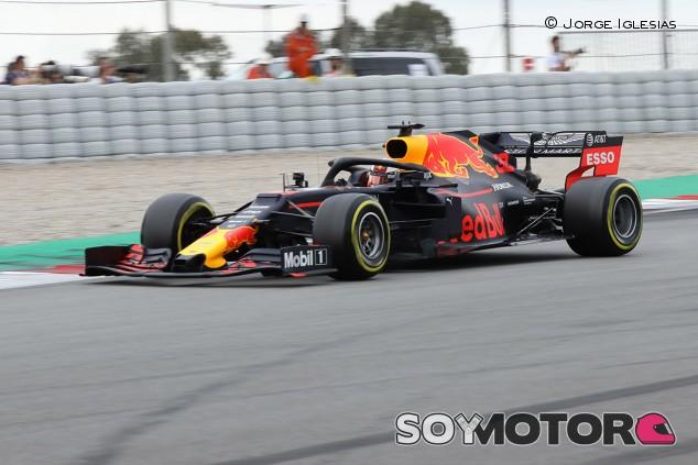 Red Bull en el GP de España F1 2019: Sábado - SoyMotor.com
