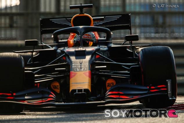 Red Bull en el GP de Abu Dabi F1 2020: Sábado - SoyMotor.com