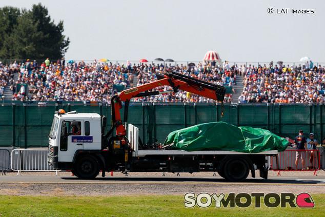 Honda aún no sabe si el motor de Verstappen se podrá salvar - SoyMotor.com