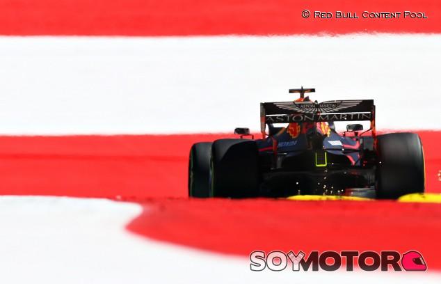 La victoria en Austria, momento clave para Red Bull y Honda - SoyMotor.com