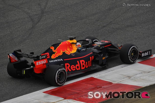 Red Bull niega la mejora de 20 CV de Honda en Bakú - SoyMotor.com