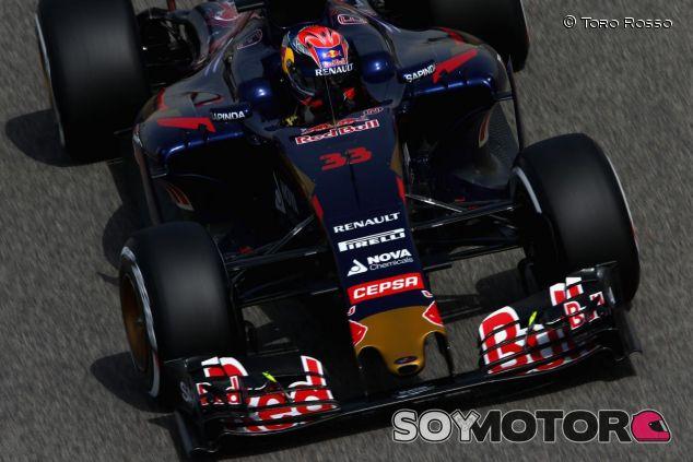 Max Verstappen en Baréin - LaF1