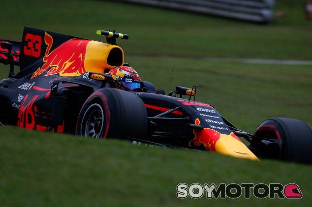 Max Verstappen en Brasil - SoyMotor.com