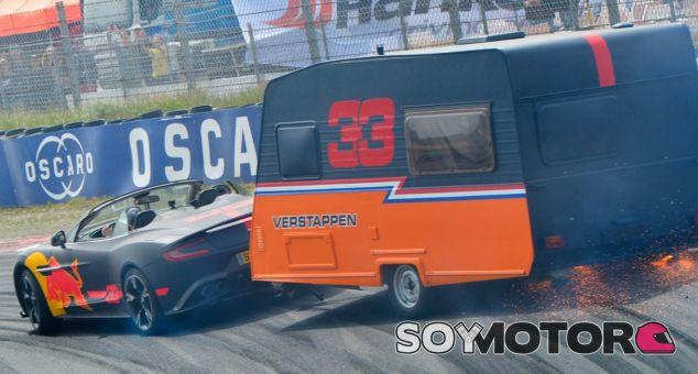 Max Verstappen en Zandvoort - SoyMotor.com