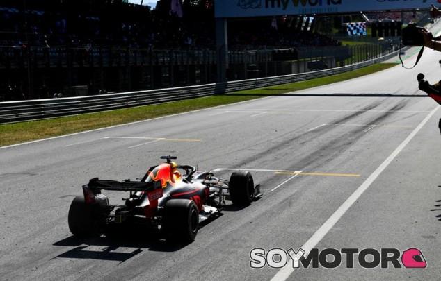 """Horner, sobre Austria: """"Era lo que los aficionados querían ver"""" - SoyMotor.com"""