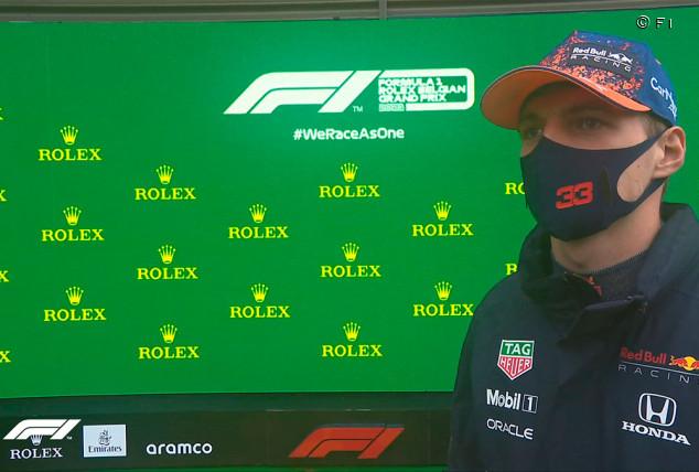 """Verstappen: """"Si hubiéramos empezado a las 15:00, habríamos tenido una oportunidad mejor"""" - SoyMotor.com"""