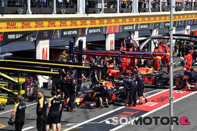"""Verstappen, a Liberty: """"La F1 debe ser un deporte, no espectáculo"""" - SoyMotor.com"""