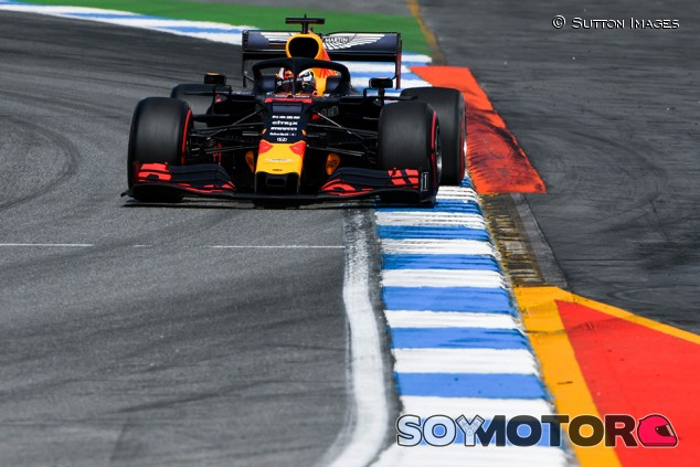 """Verstappen saldrá segundo: """"No creo que hubiera logrado la Pole"""" - SoyMotor.com"""