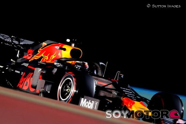 Red Bull en el GP de Baréin F1 2019: Sábado - SoyMotor.com