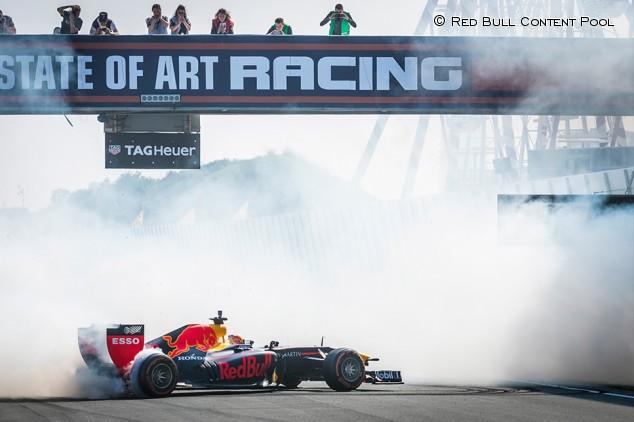 """Verstappen: """"A mí me gusta quemar combustible y las hamburguesas"""" - SoyMotor.com"""