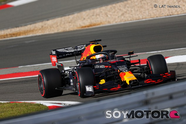 Red Bull en el GP de Eifel F1 2020: Sábado - SoyMotor.com