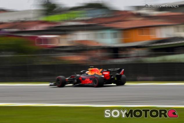 Verstappen vuela en Brasil hacia su segunda Pole en F1 - SoyMotor.com