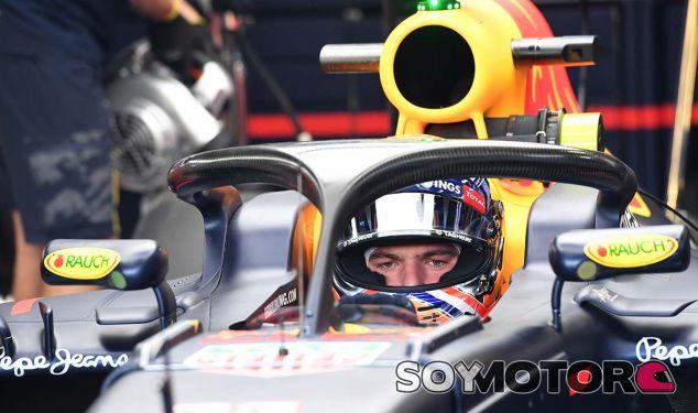 """Verstappen: """"El escudo no evitará los accidentes desafortunados"""" - SoyMotor.com"""