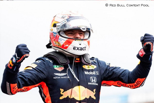 """Victoria de Verstappen en Alemania: """"La experiencia ha sido importante"""" - SoyMotor.com"""
