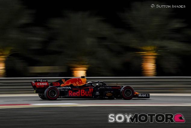 Verstappen 'avisa' en los Libres 3 de Sakhir - SoyMotor.com