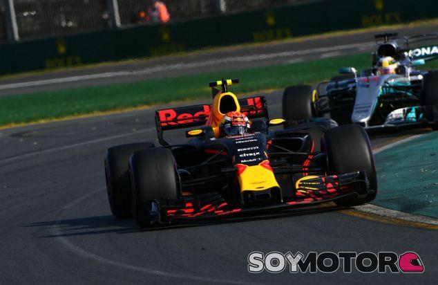 """Mercedes: """"Si Verstappen para una vuelta antes, habríamos ganado"""" - SoyMotor"""