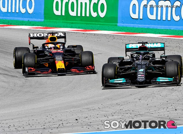 "Verstappen, segundo: ""Si hubiéramos parado, no sé si hubiésemos podido remontar"" - Soymotor.com"