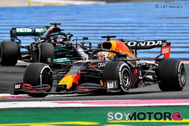 """Hamilton ve Austria difícil: """"Con la velocidad en recta del Red Bull..."""" - SoyMotor.com"""