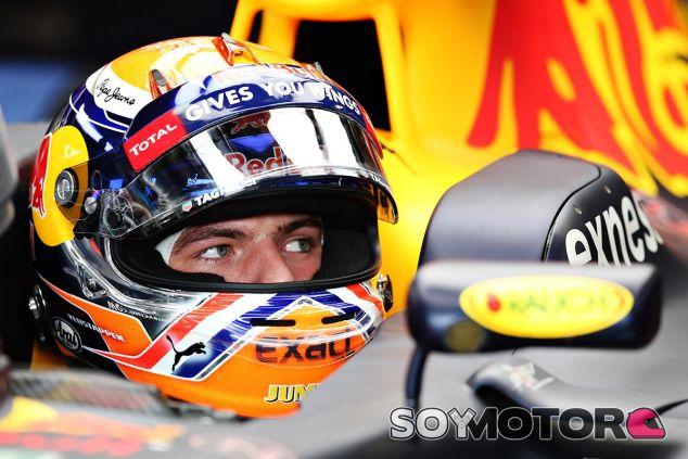 Max Verstappen en Italia - laF1