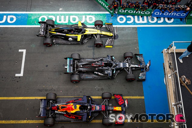 "Pirelli: ""Esperábamos más graining"" - SoyMotor.com"