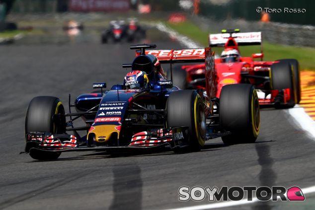 ¿Volverá el Toro Rosso a ser propulsado por motores Ferrari? - LaF1