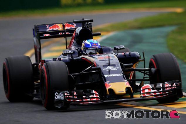 Los pilotos de Toro Rosso reiteran que no hay problemas entre ellos