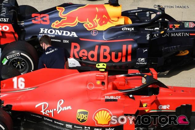 """Ferrari ve el segundo puesto como """"objetivo posible"""" para 2021 - SoyMotor.com"""