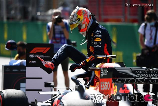 "Verstappen saldrá tercero: ""Será interesante ir con neumático diferente"" - SoyMotor.com"