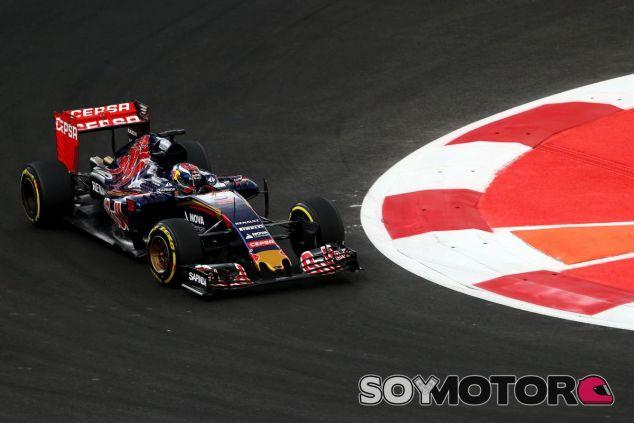 Verstappen está cuajando un gran debut y ya nadie cuestiona su llegada al Mundial - LaF1