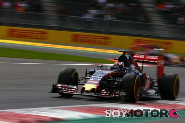 Verstappen no puede estar más contento con su primera temporada en la Fórmula 1 - LaF1