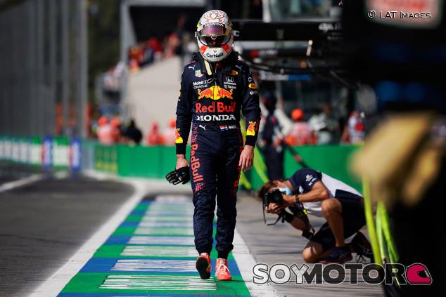 Verstappen pagará por Monza en Rusia: tres posiciones de sanción - SoyMotor.com