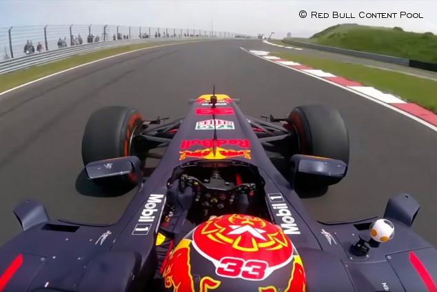 VÍDEO: Descubre Zandvoort con esta vuelta onboard de Verstappen