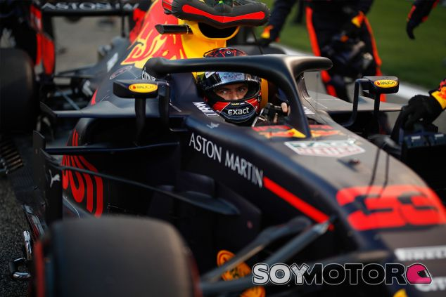 Max Verstappen en Baréin - SoyMotor.com