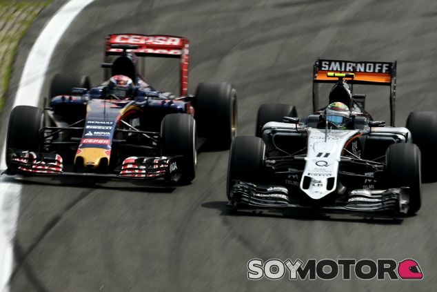 Pérez aconseja a Verstappen - LaF1