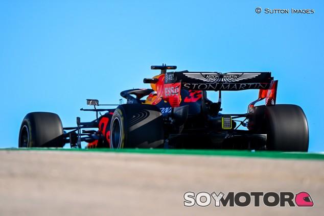 Red Bull en el GP de Portugal F1 2020: Sábado - SoyMotor.com