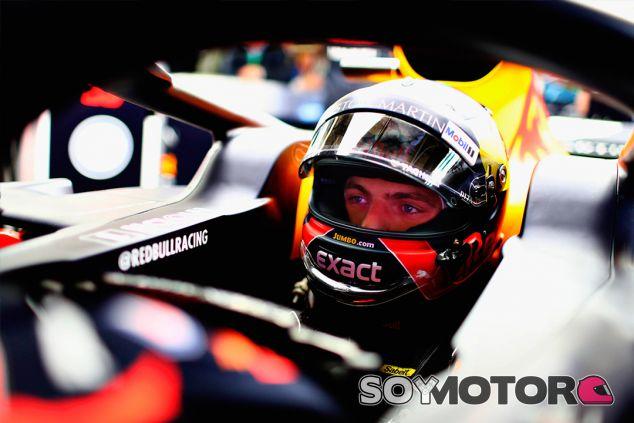 Max Verstappen en Shanghái - SoyMotor.com