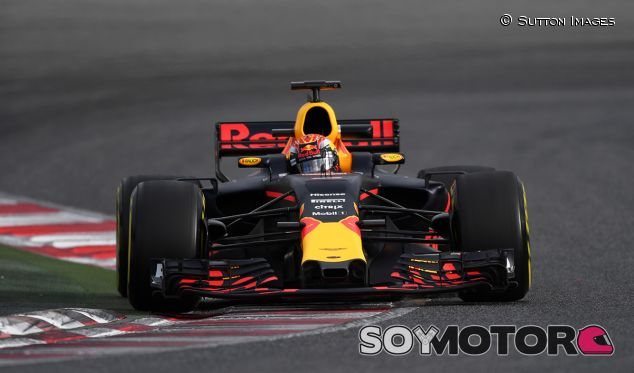 Max Verstappen, hoy en Barcelona - SoyMotor