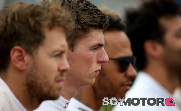 Max Verstappen en Alemania - LaF1
