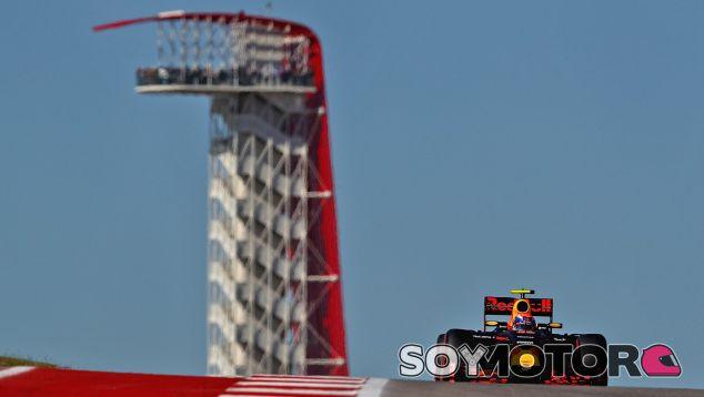 Verstappen espera tener una oportunidad mañana con los blandos - LaF1