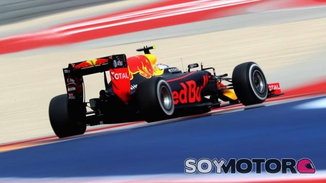 Verstappen no espera mucho de los nuevos coches en 2017 - SoyMotor